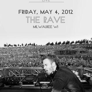 HITMEN Opening Set For RUSKO at The Rave, Milwaukee (5/4/12)