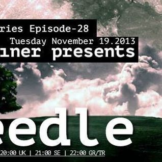 Needle - Guest Mix for Universal Language Series Episode 28 Part II @ Westradio.gr November 2013