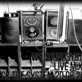 (part 1) WS soundsystem live@Сheck The System 20.06.2015