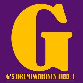 G - Drumpatronen vol. 1