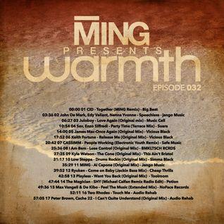 MING Presents Warmth 032