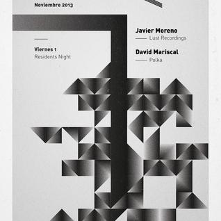 Javier Moreno B2B David Mariscal @ Colt (1/11/2013)