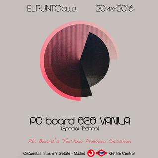 DJ PC Board - El Punto Club Fiestas '16 (Techno Preview)