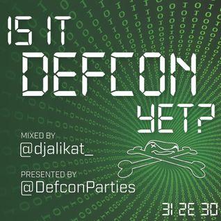 Is It DefCon Yet? :: 31 2E 30