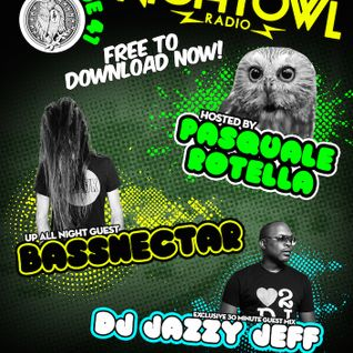 Night Owl Radio 041 ft. Bassnectar and DJ Jazzy Jeff