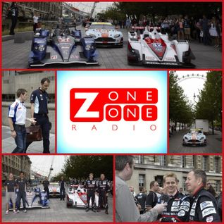 Matthew Layton - ZoneOneRadio - #LondonGP - World Endurance Championship Special