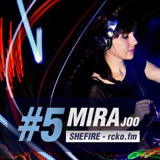 Mira Joo @ She Fire Radio Show - RCKO.fm 28.04.2014.