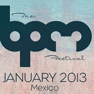 Ryan Crosson, Shuan Reeves - Live @ The BPM Festival, Mamitas (Playa Del Carmen) - 13.01.2013