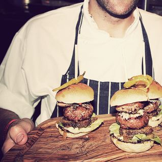 #InGoodTaste: The London Burger Scene