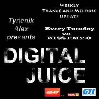 Tynenik Alex Pres. Digital Juice Episode 17( House Edit)