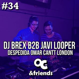 34# DJ Brex B2B Javi Looper @ Tech Trance Set 08.10.2016