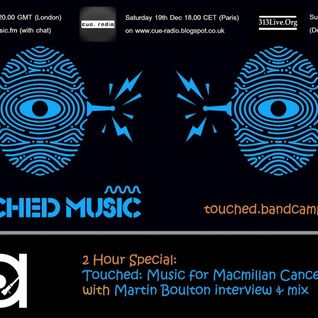 Bass Agenda 118: Touched - Music for Macmillan Cancer Support