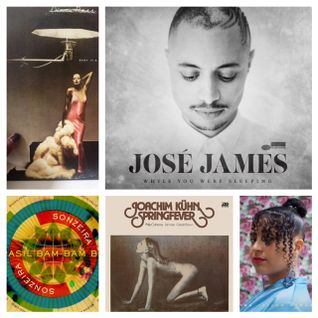Episodes #157 (Classic&FreshSoulJazz with Diana Ross, Sonzeira, Les McCann & the new José James!)