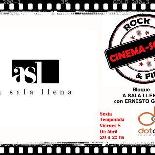 06x06 Bloque A Sala Llena con Ernesto Gerez