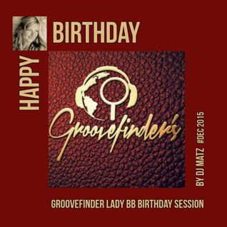 Groovefinder Lady BB Birthday Session 2015