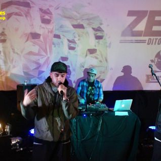 Yellow Glasses Hip Hop - Zero & Dj Casca