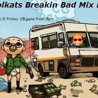 Exclusive Guest Mix By Kool Kat From The UK For The Breakbeat Show On allfm 96!