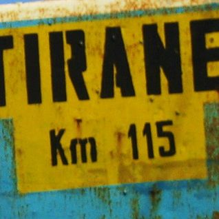 "Dotyk Dźwiękiem "" Nite Orient Express Bukarest-Tirane """