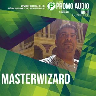 Bogota Project Podcast #  37 - Masterwizard (Promo Audio ,Brasil)