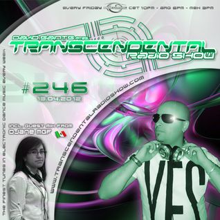 David Saints pres. Transcendental Radio Show #246 (13/04/2012)