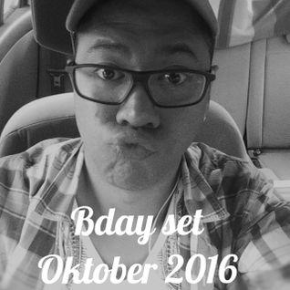 Attic Podcast 13 - So Blessed  Bday set oktober 2016