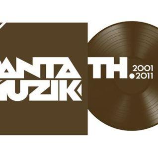 Pantamuzik: Past, Present and Future (2010)