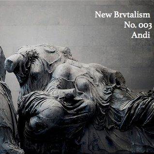 New Brvtalism No. 003 - Andi