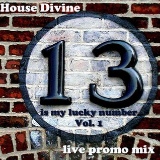 13 Is My Lucky Number Vol. 1 (January 2k13 live promo mix)