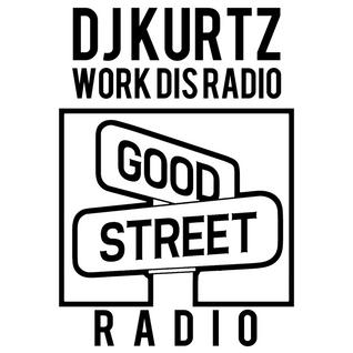 DJ Kurtz + Special Guest Peas - Work Dis Radio - 25/6/15
