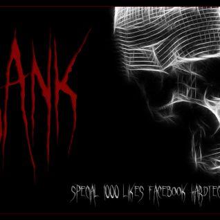 Dj Krank - Special 1000 Likes Hardtechno Set 13-09-2013