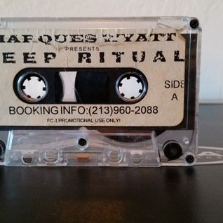 Marques Wyatt - Deep Ritual (side a.) 1994