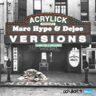 """Marc Hype & Dejoe - """"VERSIONS"""""""