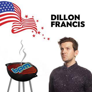 Dillon Francis - BPM Takeover (Sirius XM) 01/07/16