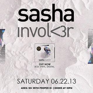 Sasha - Live at Firestone, Orlando, FL (22-06-2013)