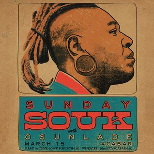 Mark de Clive-Lowe REMIX:LIVE at #SundaySouk LA March 15, 2015