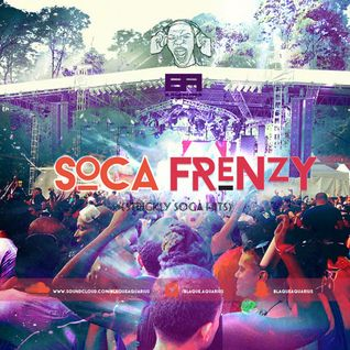 Blaque Aquarius - Soca Frenzy 2016