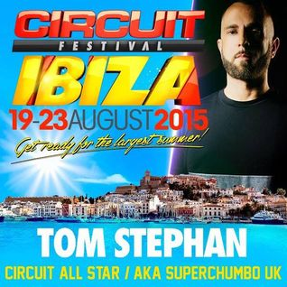 TOM STEPHAN RC65 Live from Circuit Festival Ibiza AFTER-HOURS