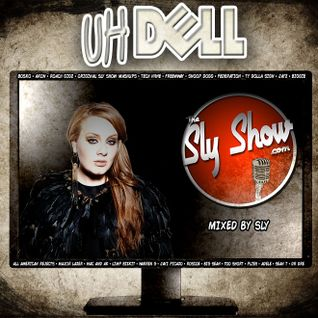 (Uh-Dell: Mixed by Sly) All American Rejects, Major Lazer, Limp Bizkit, E-40 (TheSlyShow.com)