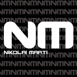 Nikolai Marti - 128AndUp Broadcast Demo. Guest DJ's Welcome