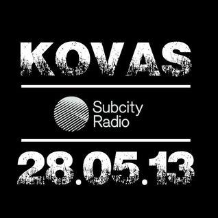 Kovas_SUBCITYRADIO_28042013