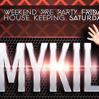 Mykill's Pre Party ON XFM100.2 FRIDAY 19.02.16 Full show
