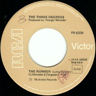 The Three Degrees - The Runner (Pied Piper LIVE Mix)