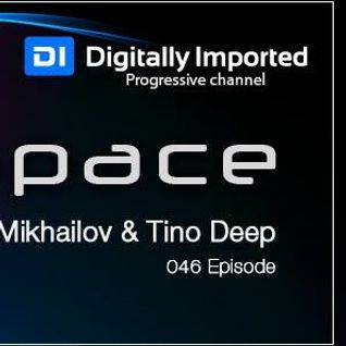 Tino Deep - Abstract Space 046 (March 2016) On di.fm