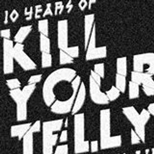 4 hr DJ set @ Kill Your Telly 10 Year Celebration - Culture Box // 31.08.13 - Part 1