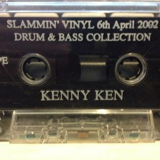 Kenny Ken - Slammin' Vinyl, 6th April 2002.