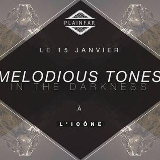 PolarX @ L'Icone [ Melodious Tones In The Darkness w/ PLAINFAR ]