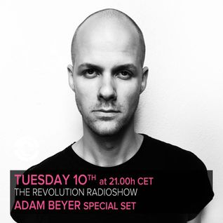 Adam Beyer - The Revolution Radio Show - 10-Sep-2013