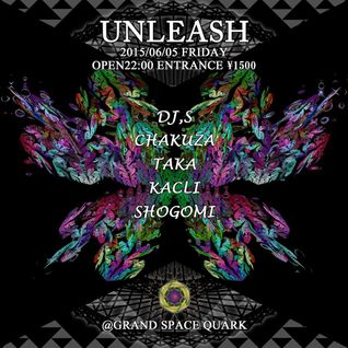 DJ Set By Unleash 2015.06.05@Quark -Opening Set-.