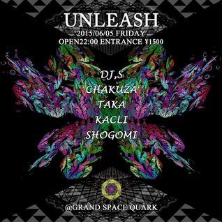 DJ Set By Unleash 2015.06.05@Quark -Opening Set-.