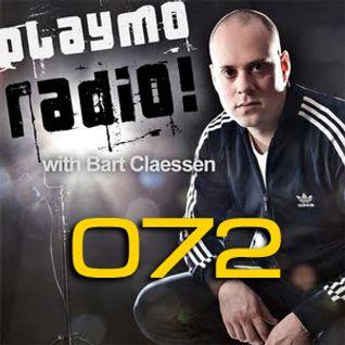 Bart Claessen - Playmo Radio 72